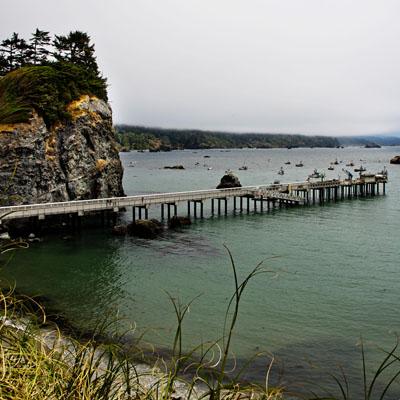Scotia, Trinidad and Patrick's Point – A Trip Down Memory Lane