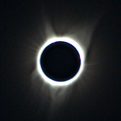 … to See the Total Eclipse of the Sun