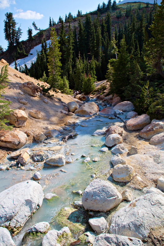 To Bumpass Hell and Back