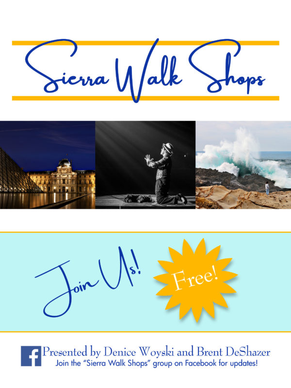 Introducing Sierra Walk Shops!
